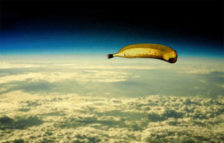 Banane géostationnaire